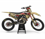 KIT DECO MOTOCROSS CR/CRF OFF CAMO SABLE