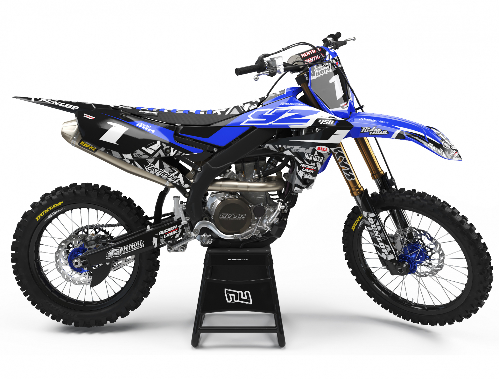 KIT DECO MOTOCROSS YZ/YZF PICAM