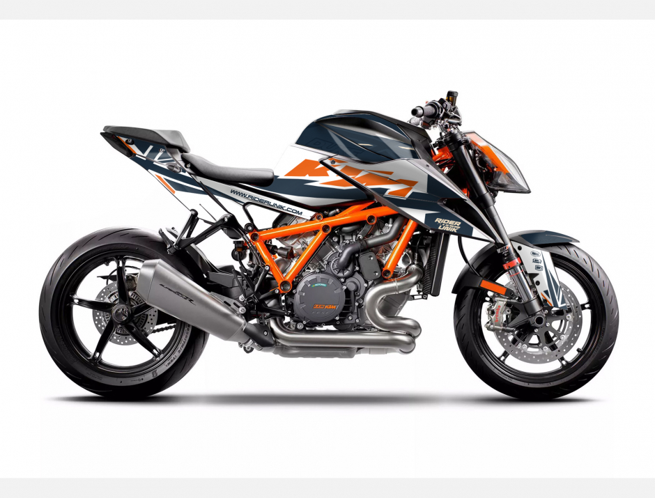 KIT DECO KTM DUKE / SUPERDUKE UNION 1