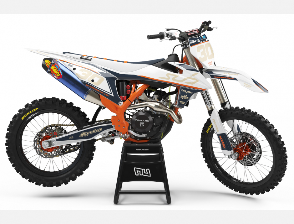 KIT DECO MOTOCROSS KTM HEL 1