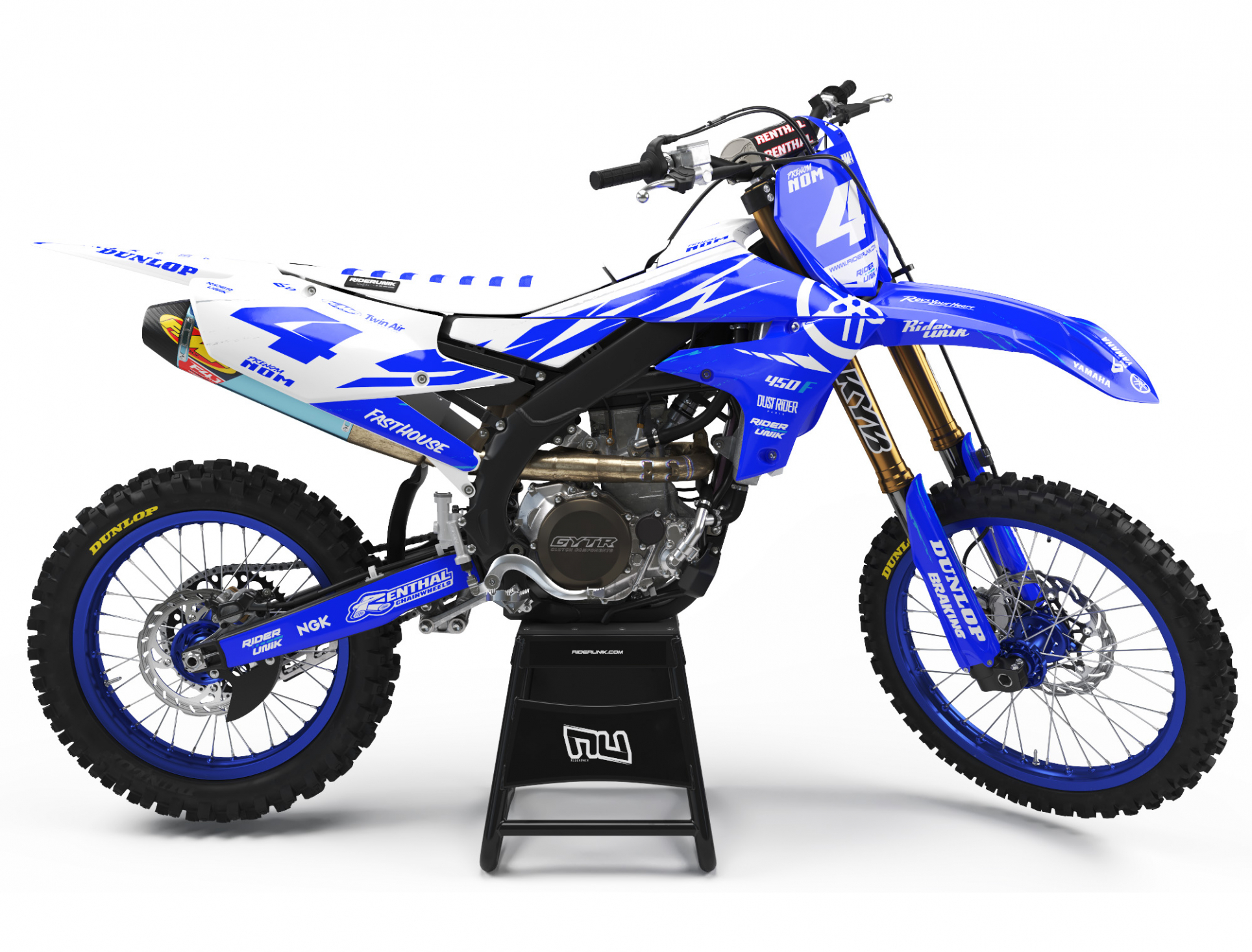 KIT DECO MOTOCROSS YZ/YZF BIC