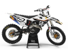 KIT DECO MOTOCROSS HUSQVARNA CHECK BLACK 1