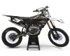 KIT DECO MOTOCROSS YZ/YZF DRT WHITE 1