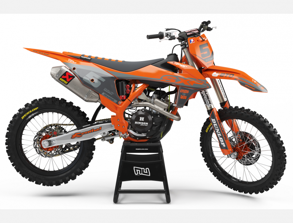 KIT DECO MOTOCROSS KTM DEC 1