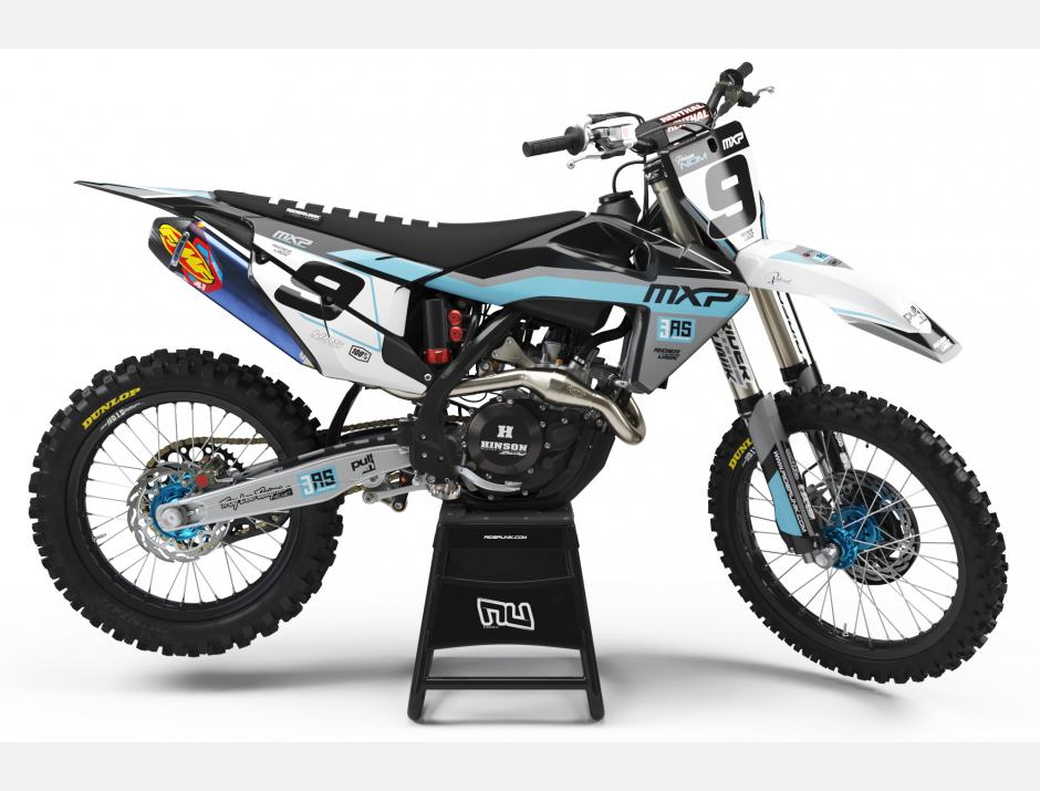 KIT DECO MOTOCROSS HUSQVARNA MXP 2021 1