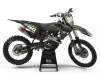 KIT DECO MOTOCROSS HUSQVARNA TREK KAKI 1